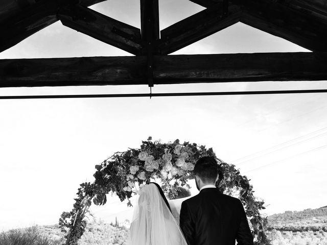 Il matrimonio di Nicola e Ambra a Carmignano, Prato 66