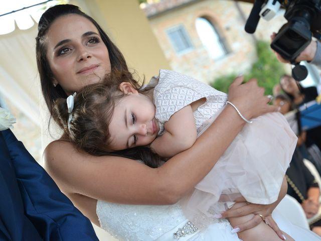 Il matrimonio di Nicola e Ambra a Carmignano, Prato 67