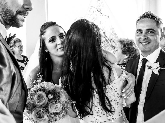 Il matrimonio di Nicola e Ambra a Carmignano, Prato 69