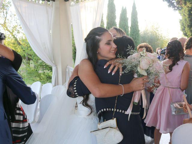 Il matrimonio di Nicola e Ambra a Carmignano, Prato 70