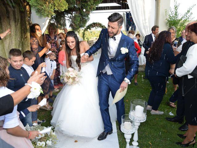 Il matrimonio di Nicola e Ambra a Carmignano, Prato 74