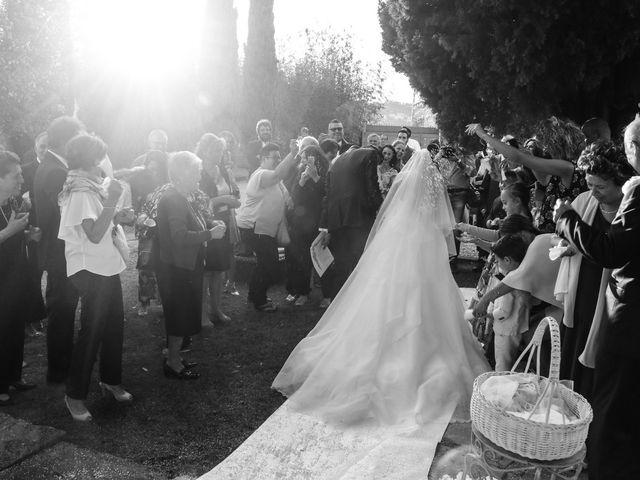 Il matrimonio di Nicola e Ambra a Carmignano, Prato 76