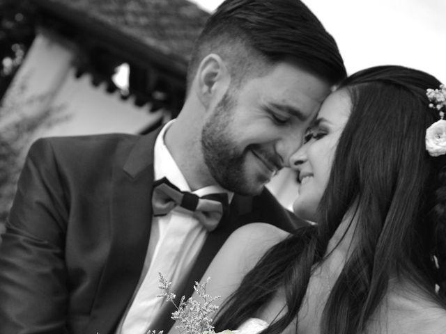 Il matrimonio di Nicola e Ambra a Carmignano, Prato 77