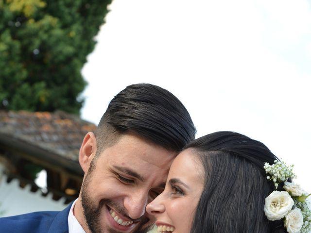 Il matrimonio di Nicola e Ambra a Carmignano, Prato 79