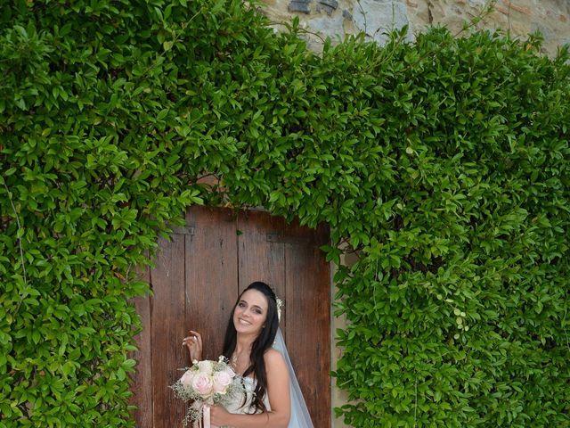 Il matrimonio di Nicola e Ambra a Carmignano, Prato 80