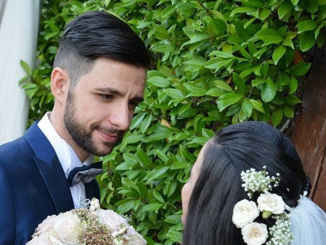 Il matrimonio di Nicola e Ambra a Carmignano, Prato 89