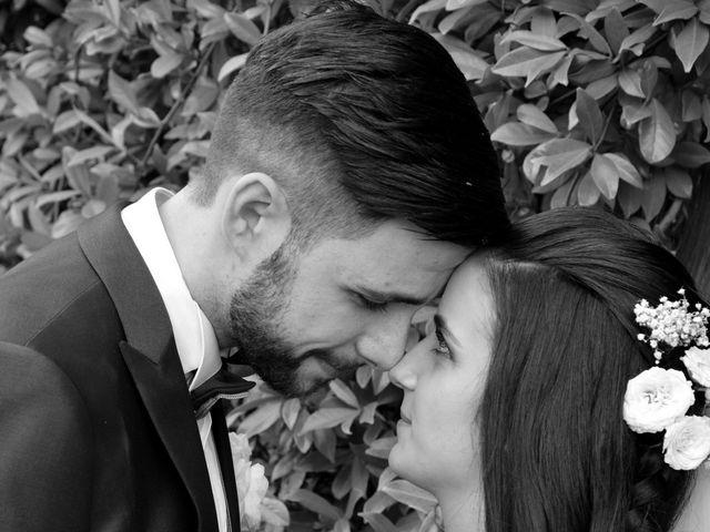 Il matrimonio di Nicola e Ambra a Carmignano, Prato 90