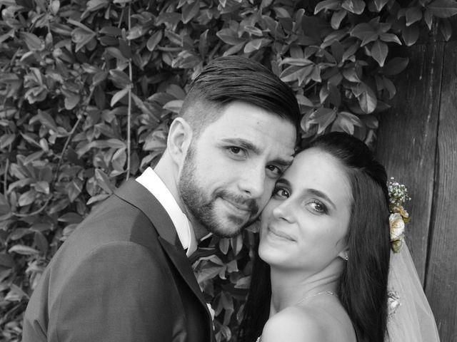Il matrimonio di Nicola e Ambra a Carmignano, Prato 91