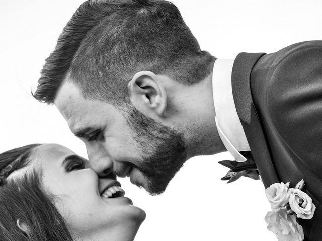 Il matrimonio di Nicola e Ambra a Carmignano, Prato 93
