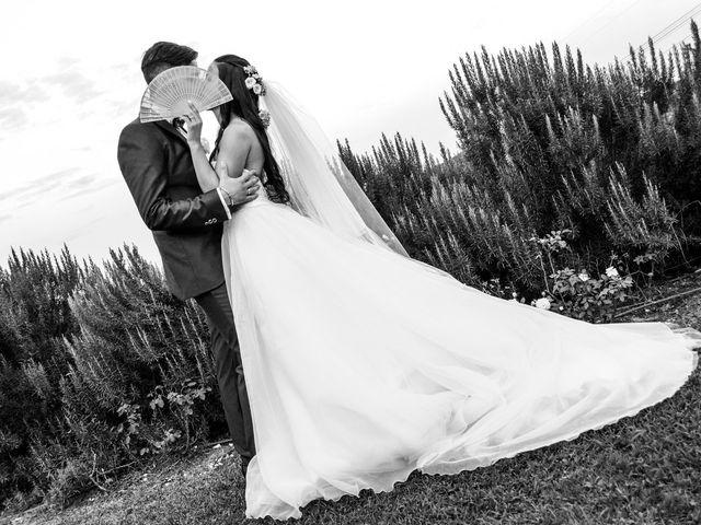 Il matrimonio di Nicola e Ambra a Carmignano, Prato 94