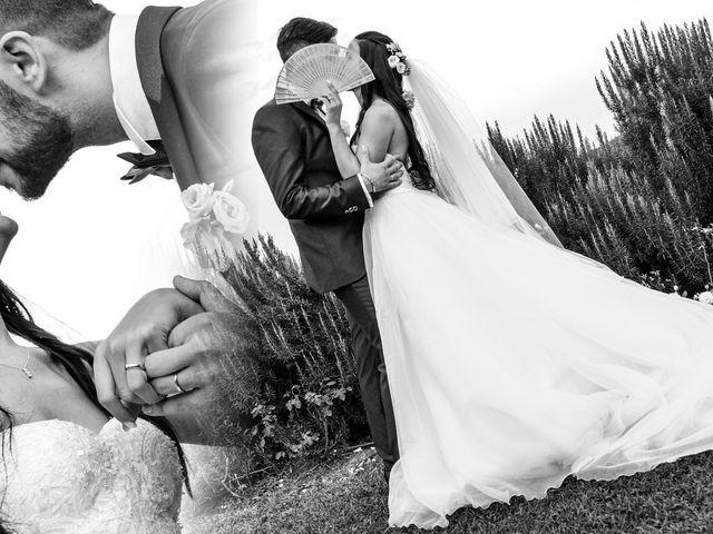 Il matrimonio di Nicola e Ambra a Carmignano, Prato 95
