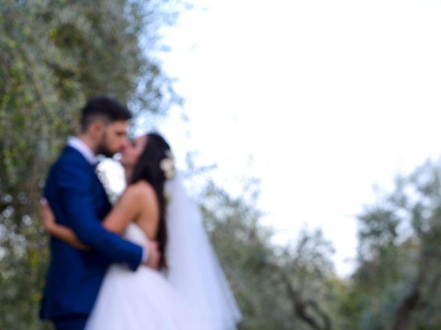 Il matrimonio di Nicola e Ambra a Carmignano, Prato 96