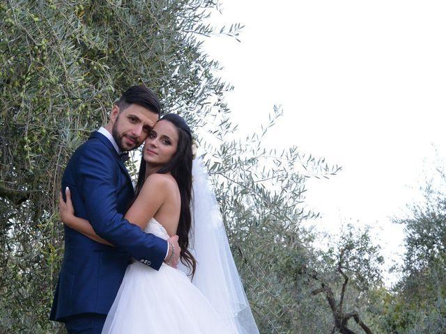 Il matrimonio di Nicola e Ambra a Carmignano, Prato 97