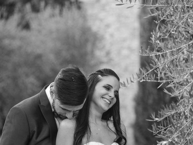 Il matrimonio di Nicola e Ambra a Carmignano, Prato 99