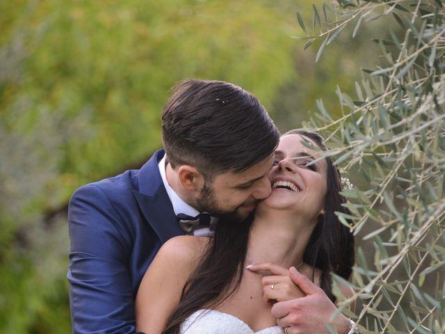 Il matrimonio di Nicola e Ambra a Carmignano, Prato 100