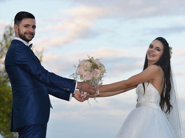 Il matrimonio di Nicola e Ambra a Carmignano, Prato 102