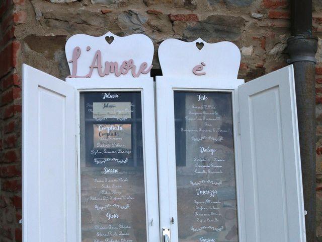 Il matrimonio di Nicola e Ambra a Carmignano, Prato 110