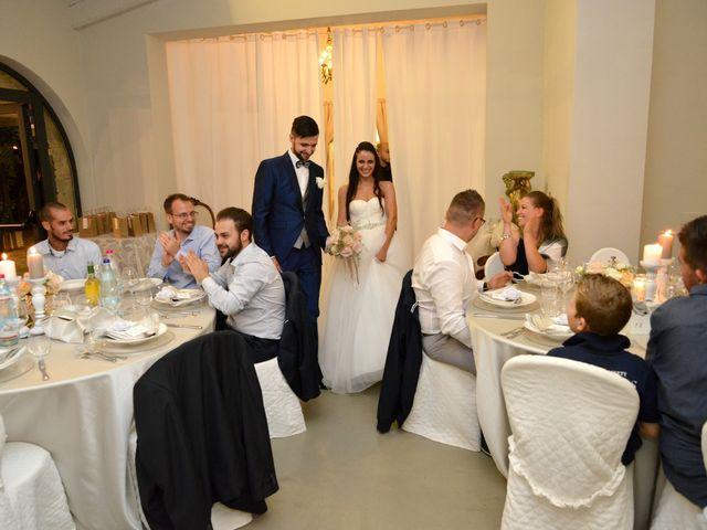 Il matrimonio di Nicola e Ambra a Carmignano, Prato 118