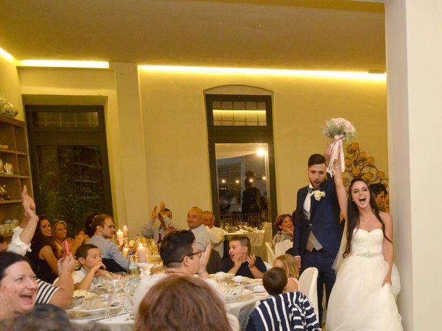 Il matrimonio di Nicola e Ambra a Carmignano, Prato 119