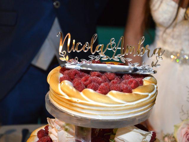 Il matrimonio di Nicola e Ambra a Carmignano, Prato 125