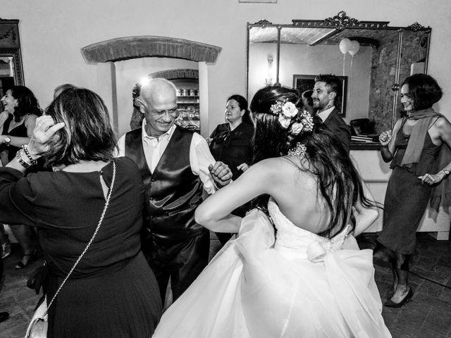 Il matrimonio di Nicola e Ambra a Carmignano, Prato 132