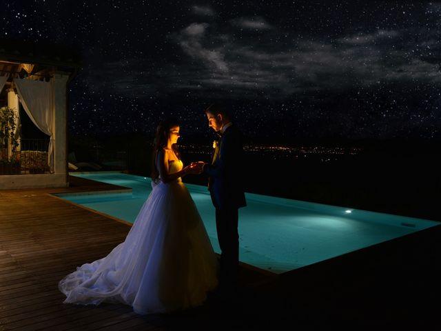 Il matrimonio di Nicola e Ambra a Carmignano, Prato 2