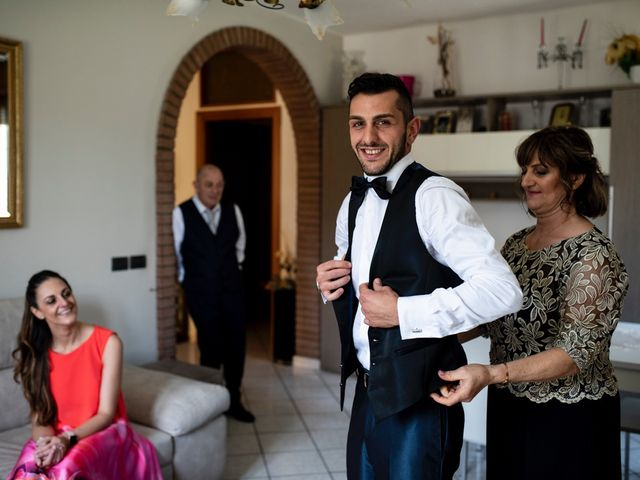 Il matrimonio di Riccardo e Federica a Modena, Modena 14