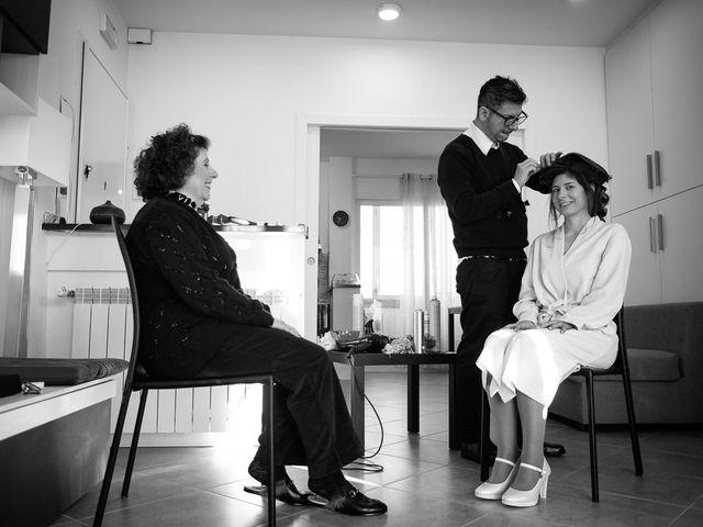 Il matrimonio di Simone e Alessia a Pistoia, Pistoia 11