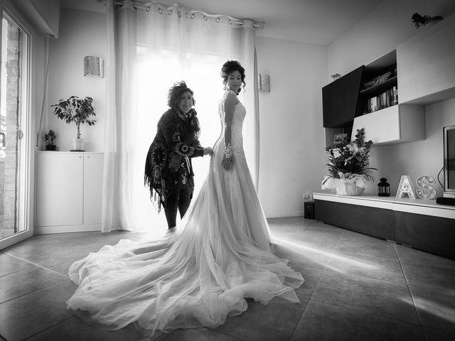Il matrimonio di Simone e Alessia a Pistoia, Pistoia 42
