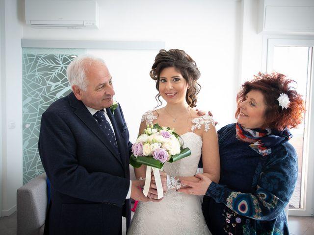 Il matrimonio di Simone e Alessia a Pistoia, Pistoia 45