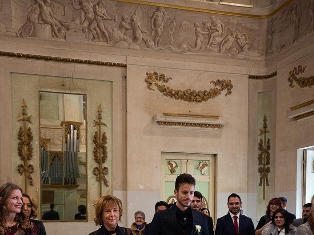 Il matrimonio di Simone e Alessia a Pistoia, Pistoia 54