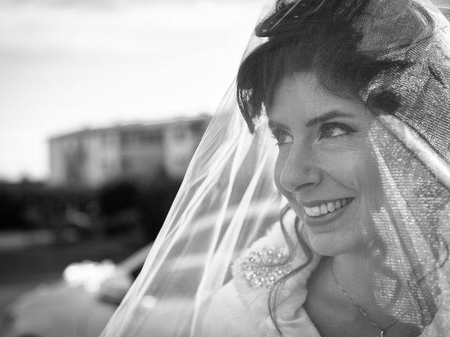Il matrimonio di Simone e Alessia a Pistoia, Pistoia 56