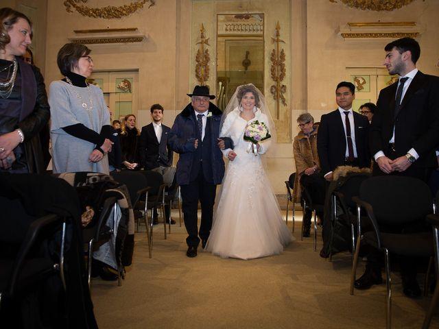 Il matrimonio di Simone e Alessia a Pistoia, Pistoia 57