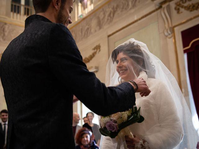 Il matrimonio di Simone e Alessia a Pistoia, Pistoia 58