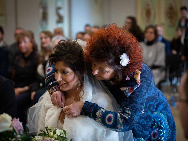 Il matrimonio di Simone e Alessia a Pistoia, Pistoia 59