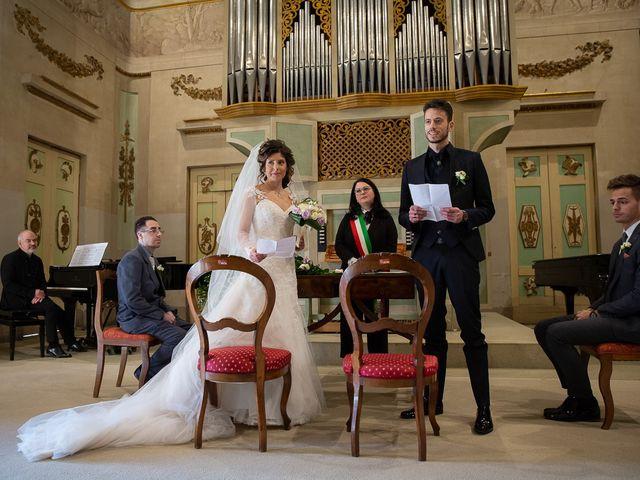 Il matrimonio di Simone e Alessia a Pistoia, Pistoia 61