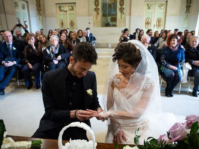 Il matrimonio di Simone e Alessia a Pistoia, Pistoia 62