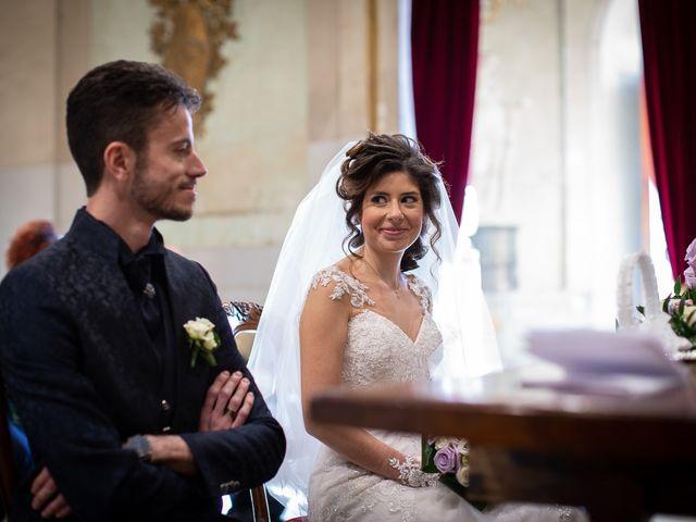 Il matrimonio di Simone e Alessia a Pistoia, Pistoia 63