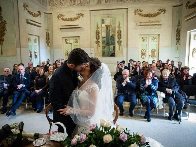 Il matrimonio di Simone e Alessia a Pistoia, Pistoia 68