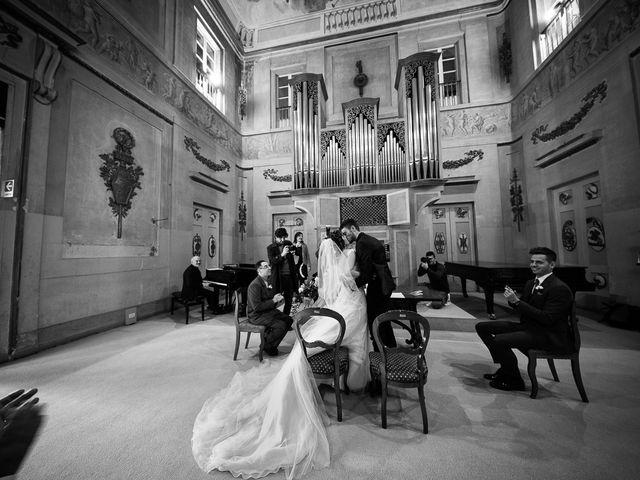 Il matrimonio di Simone e Alessia a Pistoia, Pistoia 69
