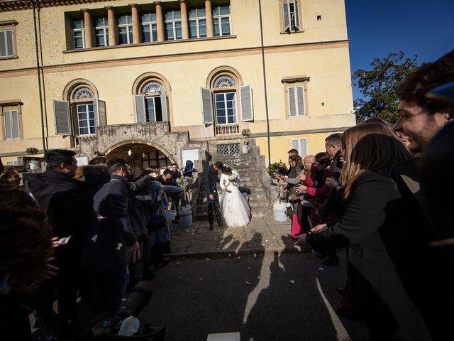 Il matrimonio di Simone e Alessia a Pistoia, Pistoia 71