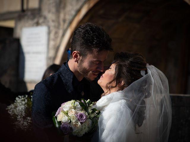 Il matrimonio di Simone e Alessia a Pistoia, Pistoia 73