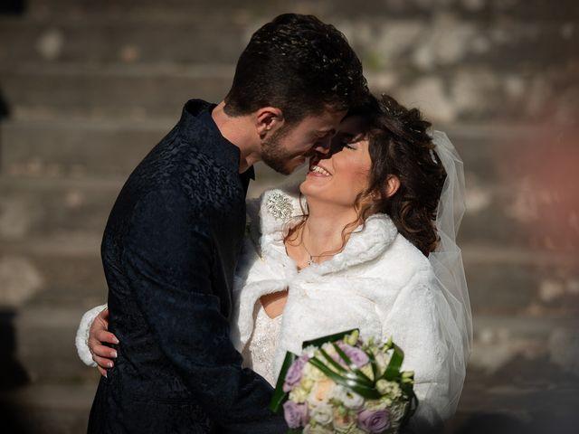 Il matrimonio di Simone e Alessia a Pistoia, Pistoia 74