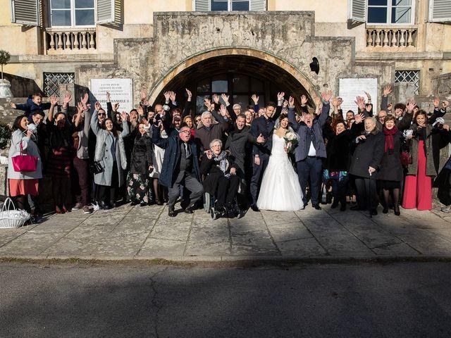 Il matrimonio di Simone e Alessia a Pistoia, Pistoia 75