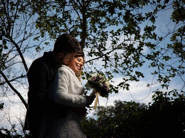Il matrimonio di Simone e Alessia a Pistoia, Pistoia 79