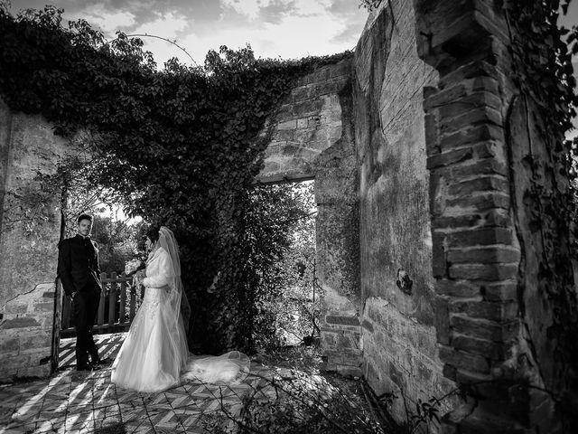 Il matrimonio di Simone e Alessia a Pistoia, Pistoia 81