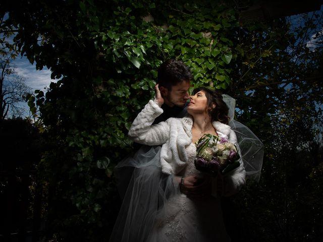 Il matrimonio di Simone e Alessia a Pistoia, Pistoia 85