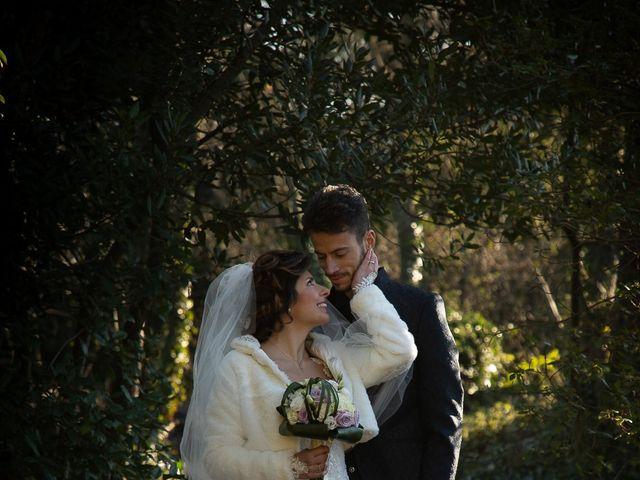 Il matrimonio di Simone e Alessia a Pistoia, Pistoia 88