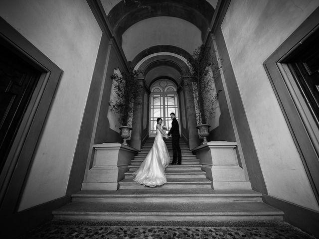 Il matrimonio di Simone e Alessia a Pistoia, Pistoia 91
