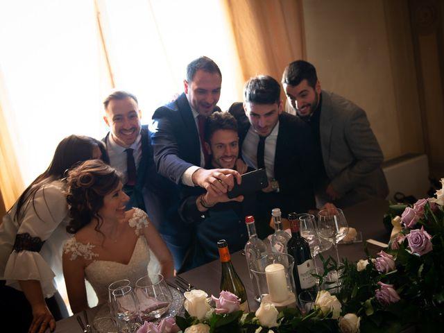 Il matrimonio di Simone e Alessia a Pistoia, Pistoia 107